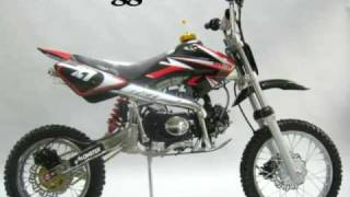 XB Monster 125cc Dirt Bikes Moto X Bikes