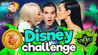 Disney Challenge  - feat. Sofia Carson y Dove Cameron/ Descendientes 2/ Memo Aponte