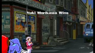 M.U.G.E.N Yuki Morikawa(me) VS Fat Albert by Tronboone