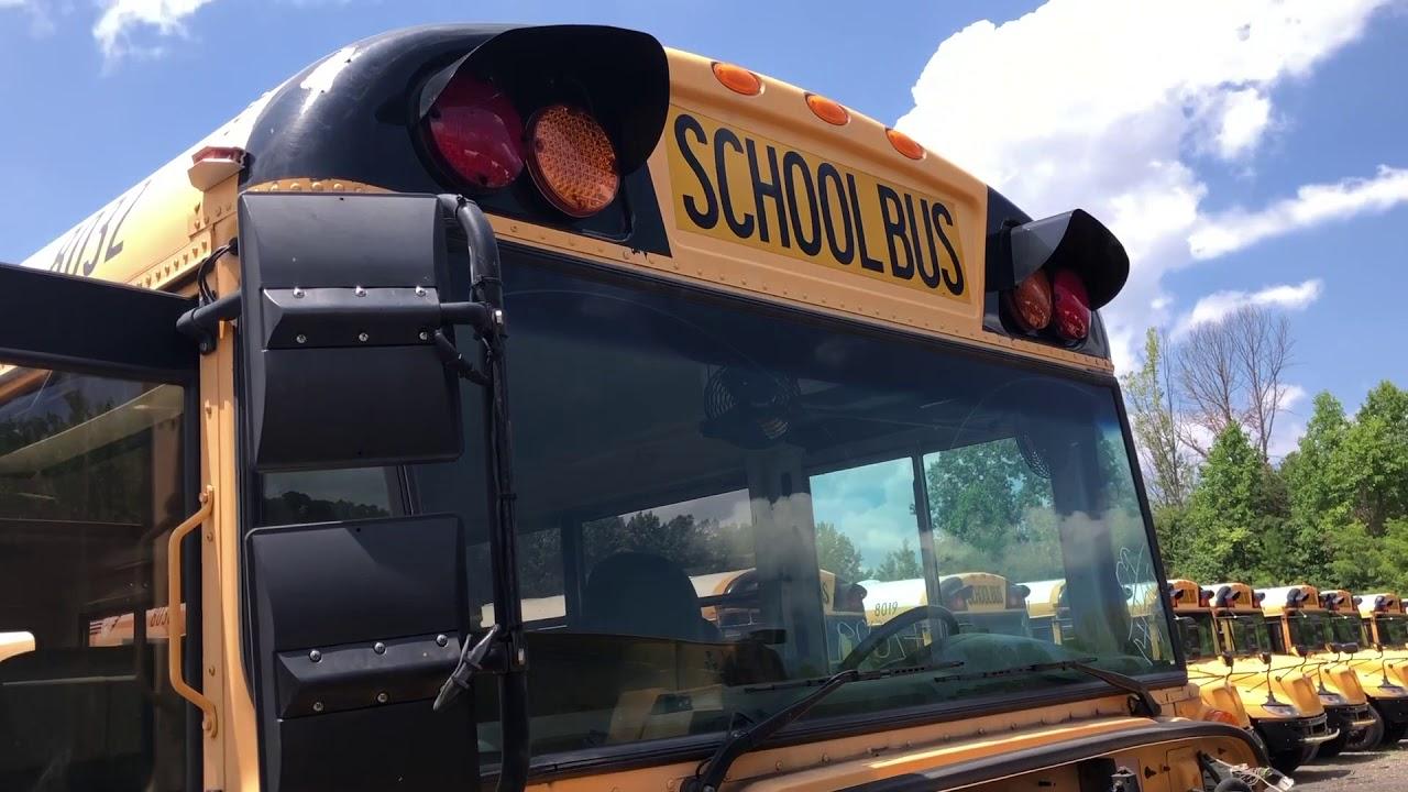 US School Bus SHORT SB 8032