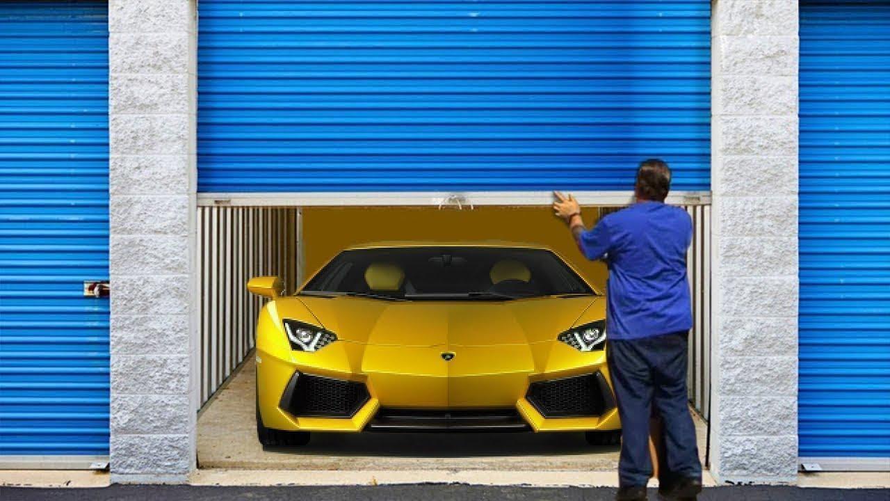 اشترى جراج سيارات قديم.. ولكنه لم يصدق عينيه عندما رأى ما بداخله !!
