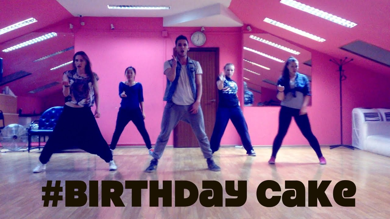 BIRTHDAY CAKE - RIHANNA (CHRIS BROWN)  choreography (DANCE) by ANDREW ...