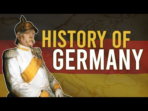 The Entire History Of Germany