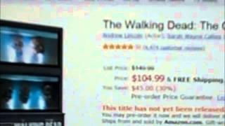 walking dead season 3 dvd bluray ltd edition bluray set