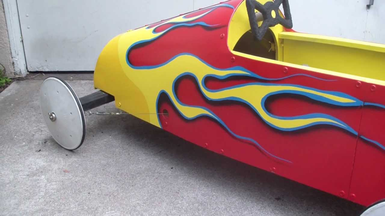 How To Build A Soap Box Race Car
