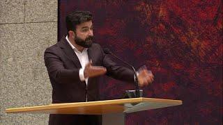 Heftige ruzie tussen Selçuk Öztürk (Denk) en Tweede Kamer-voorzitter Khadija Arib