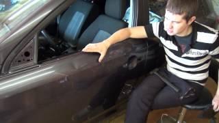 видео Удаление вмятин без покраски: ремонт, выпрямление и устранение вмятины на автомобиле