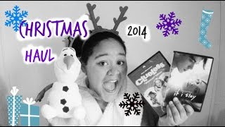 What I got for Christmas 2014 ❄️ Thumbnail
