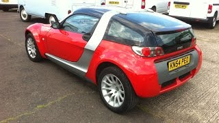 Smart Roadster Coupe Videos