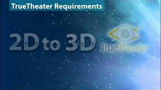CyberLink PowerDVD 10 - TrueTheater 3D: Converting 2D to 3D