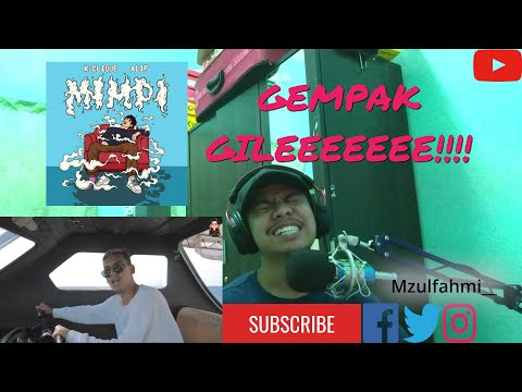 Free Download K-clique – Mimpi (feat Alif) [official Music Video](reaction) Mp3 dan Mp4