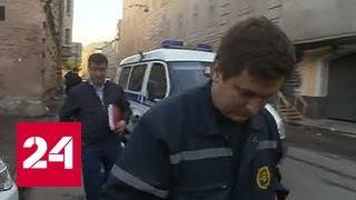 В Москве мужчина зарезал официантку на глазах у посетителей