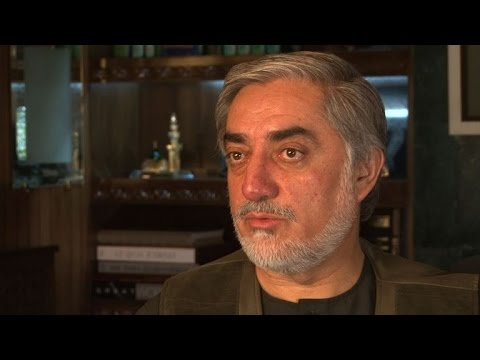 Abdullah Abdullah on U.S. role, Afghans' future