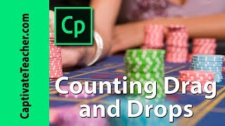 Drag and Drop Counting Game for Adobe Captivate 2019