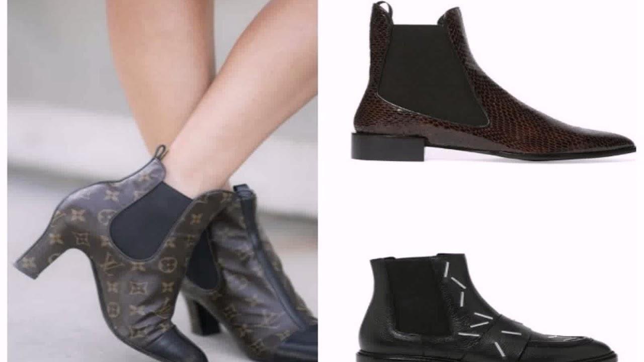 f0ee87762 Модные Ботинки Или Полусапожки - YouTube