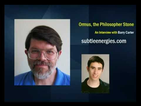 ORMUS, the Philosopher's Stone. An interview with Barry Carter 1/3