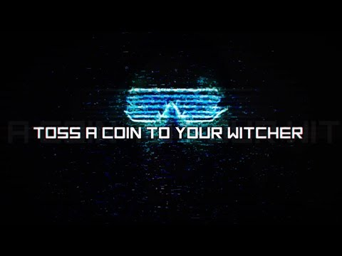 TOSS A Bit-COIN TO YOUR WITCHER [Cyberpunk/Synthwave Cover]