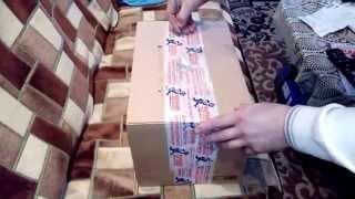 Получение посылки  Массовый запуск Интернет-магазинов(, 2014-03-28T06:08:19.000Z)