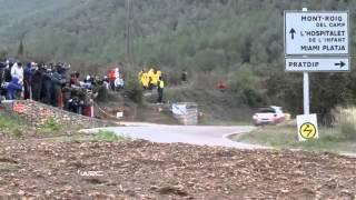 Rally Mundial Cataluña - Loeb se despidió a lo campeón