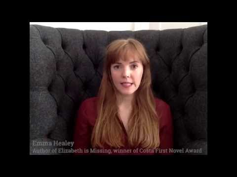 Emma Healey on developing story structure
