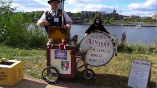 Organ Grinder - Do not feed the Monkey