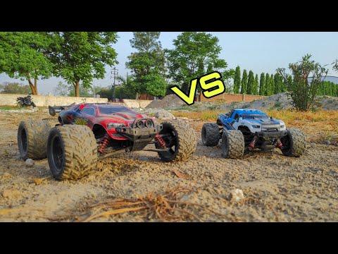 High Speed Rc Cars Racing - Hs 18301 Vs XinleHong 9116