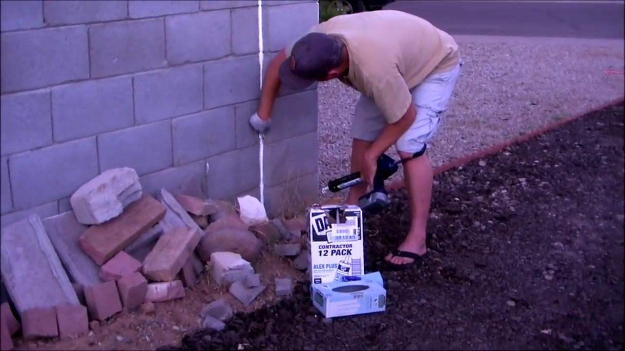 How do you seal flagstone?