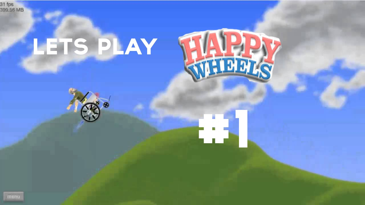 Lets play happy wheels 1 these impossible levels are - Let s play happy wheels ...