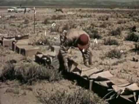 OPERATION CUE 1955 - US Hydrogen Bomb Testing