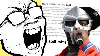 Adult Swim and MF DOOM Sever Ties, End Missing Notebook Series