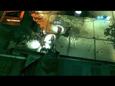 Mapas de Desafíos - Batman Arkham Knight #12