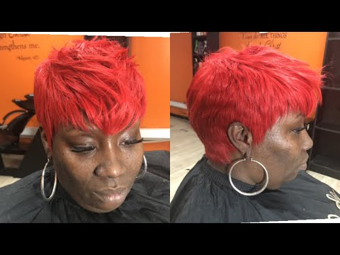 red-❤️🔥-27-piece-quick-weave-summer-2019-short-cut-|-ft-tara-hair