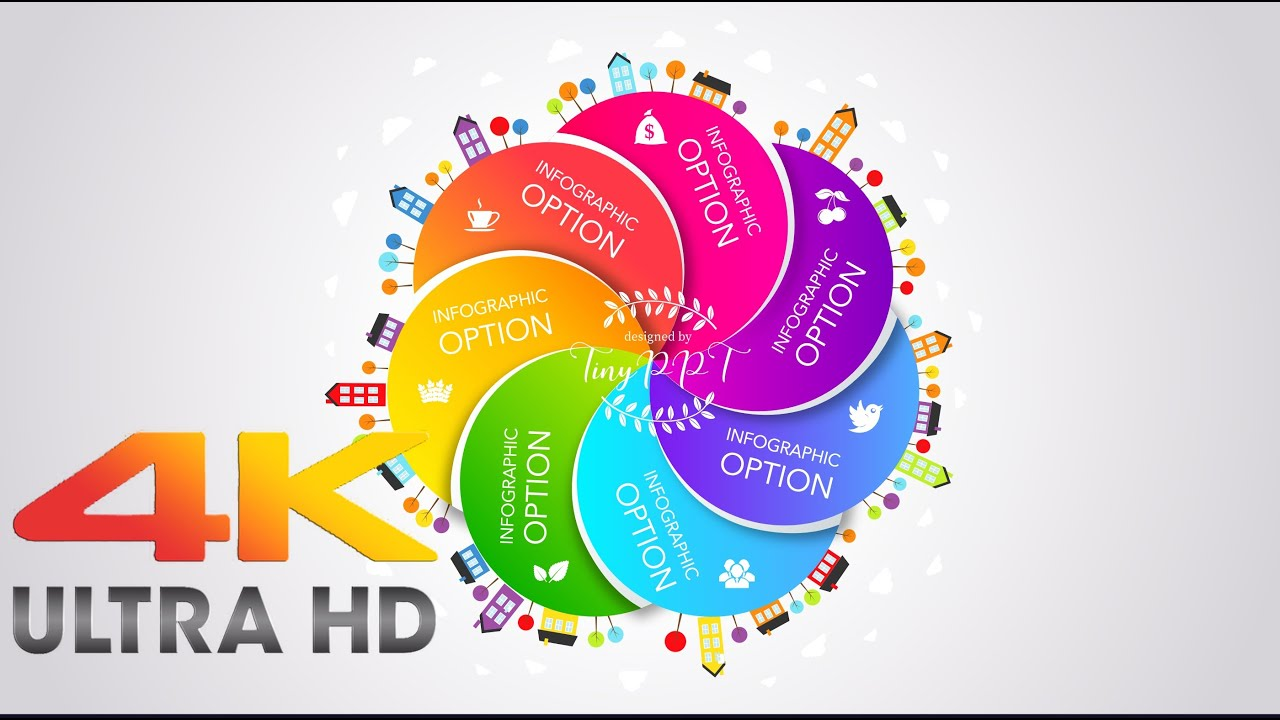 D Animated Powerpoint Templates Free Download YouTube - Best of download bullet points design
