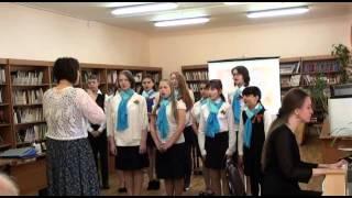 9 мая 2014 года ДЮК Энергия Библиотека / школа 12 Дружба Мытищи