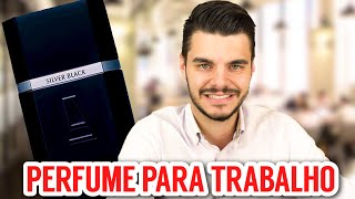 PERFUME PARA TRABALHO | EXECUTIVO | AZZARO SILVER BLACK