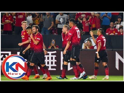 Fotball I Dag Manchester United