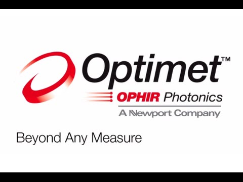 Optimet 3D non-contact measurement technology