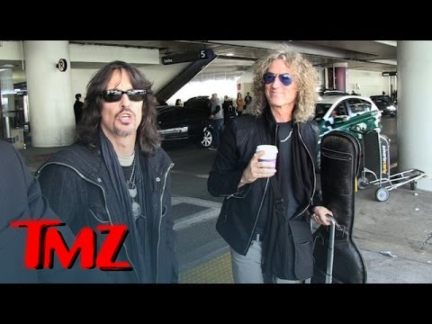 Foreigner Lead Singer Kelly Hansen -- I Have Not Solved the German/Hasselhoff Mystery | TMZ