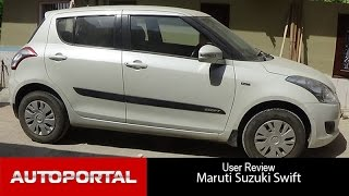 Maruti Suzuki Swift User Review-