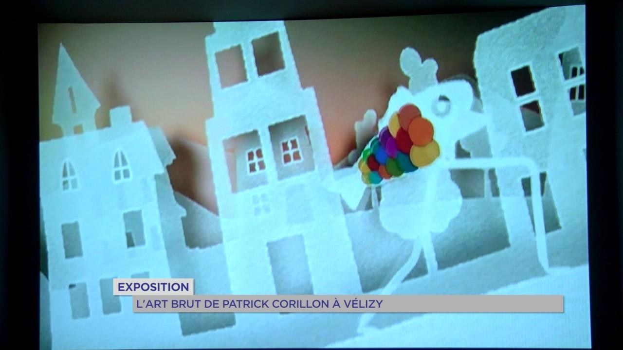 Exposition : l'art brut de Patrick Corillon à Vélizy