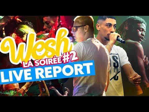 Youtube: WESH La Soirée #2 avec Maes, Dinor et Diddi Trix!