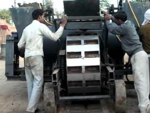 shri keshav clay bricks making machine
