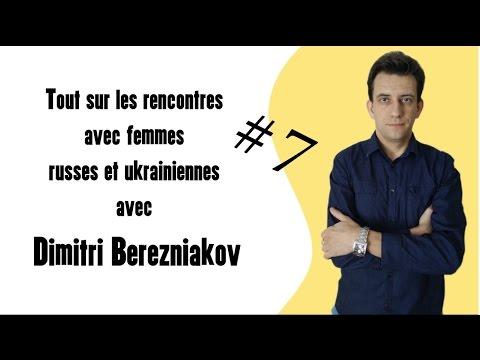 Belles femmes russes parlant francais