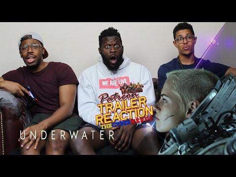 Underwater Trailer Reaction
