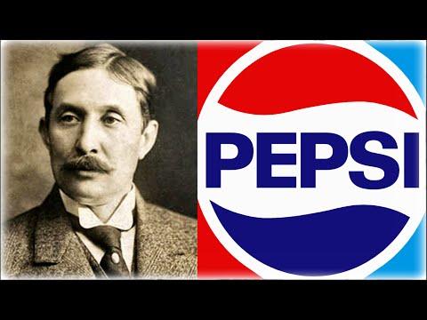 """Мужичок придумал """"Pepsi"""" у себя в аптеке. Потом ее купили всего за $10 тыс.   История Пепси-Кола"""