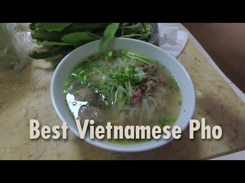 Best Vietnamese Pho in the world