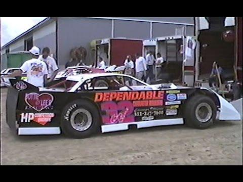 Bob Pierce - 1992 World 100 at Eldora Speedway