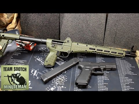 Keltec Sub 2000 Gen 2 Rifle Review