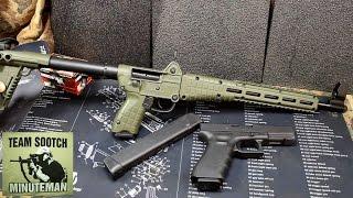 Keltec Sub 2000 Gen 2 Rifle Review