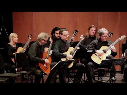 Tucson Guitar Society Orchestra Valseana Sergio Assad